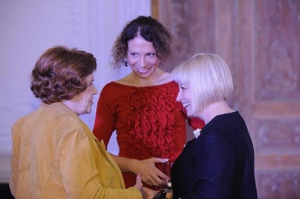Анна Герман и Юлия Левочкина