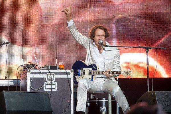 Goran Bregovich закрывал первый день фестиваля