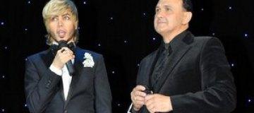 Гришко спел дуэтом с Сергеем Зверевым