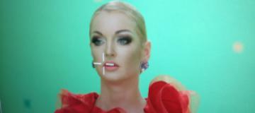 Волочкова сняла очередной клип в Киеве