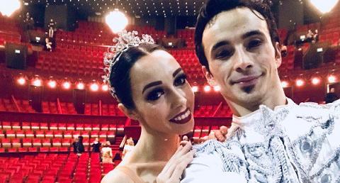 Екатерина Кухар и Александр Стоянов официально стали мужем и женой