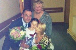 Волочкова продвигает дочку в шоу-бизнес