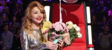 Тина Кароль отметила день рождения на съемочной площадке