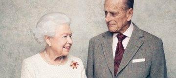 Королева Елизавета с мужем отмечают 70-летие брака
