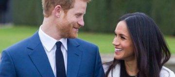 Оглашена дата свадьбы принца Гарри и Меган Маркл