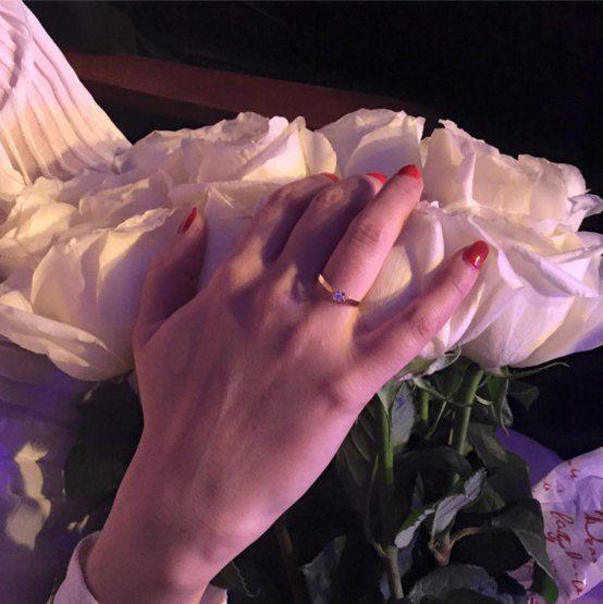 Колечко счастливой невесты