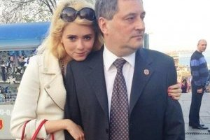 Дочь одесского губернатора попала в ДТП в Ужгороде