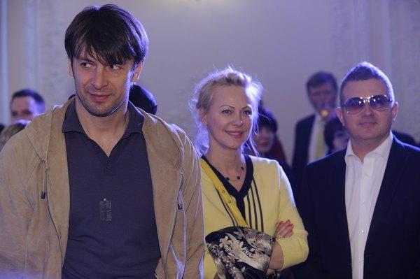 Александр Шовковский, Ольга Аленова и Юрий Горбунов