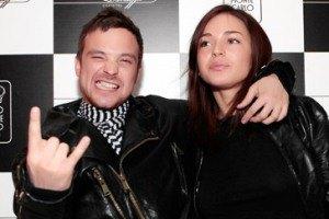 Алексей Чадов и Агния Дитковските поженились