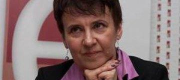 Забужко назвала украинских политиков морскими свинками