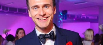 Ведущий Александр Скичко женится