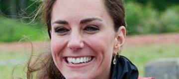 Кейт Миддлтон тренируется со спецназом
