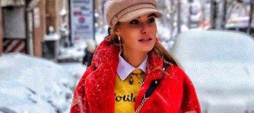 """""""Засыпанные снегом"""": украинские звезды показали зимний look (фото)"""