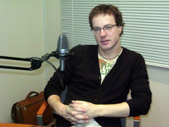 Александр Красовицкий из группы Animal Jazz