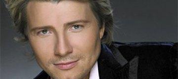 Николай Басков вывел в свет новую пассию