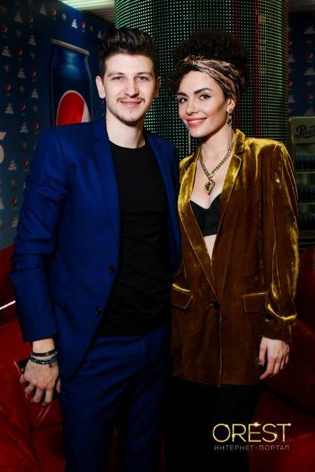 Mamarika (экс-Эрика) с Сергеем Середой