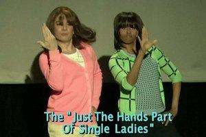 Танец Мишель Обамы стал хитом YouTube