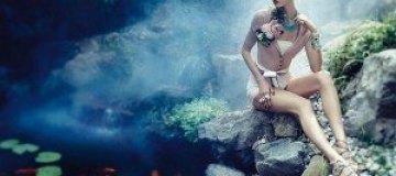 Карли Клосс в Vogue Germany