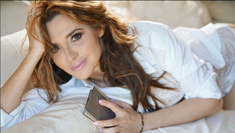 Жена Медведчука активизировала жизнь в соцсетях