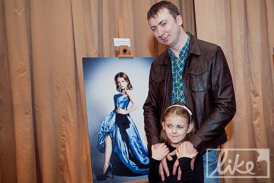 """Валерий Жидков """"95 квартал"""" с дочерью Елизаветой"""