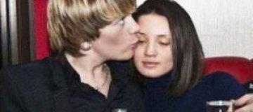 Денисова и Кривошапко живут вместе в загородном доме