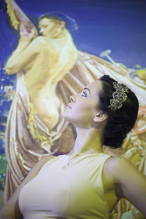 Даша Астафьева в роли Авроры