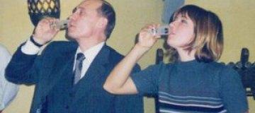 Сичкарь в молодости выпивала с Путиным