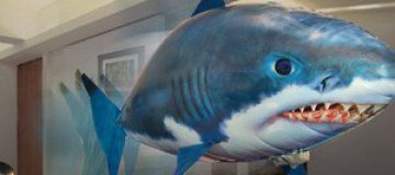 Американцы создали летающую акулу