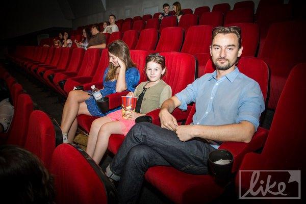 Алан Бадоев, Жанна Бадоева и дочь Лолита