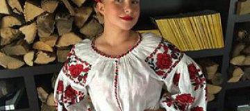Хайден Панеттьери перевоплотилась в украиночку для Кличко