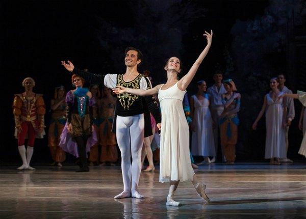 Валентино Зуккетти и Екатерина Ханюкова солировали на сцене Национальной оперы