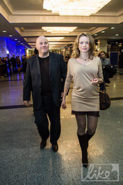 Михаил Бродский с женой Светланой