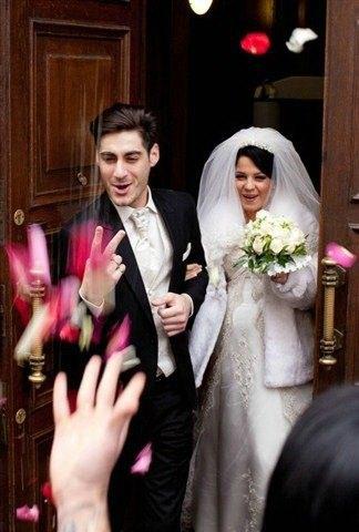 Свадьба Тиграна и Юли Салибековых