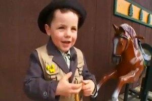 Четырехлетний мальчик стал главой американского городка
