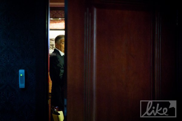 Евгений Червоненко ожидал Лепса в vip-комнате