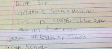 Первоклассница пожаловалась сенатору на нагрузку в школе