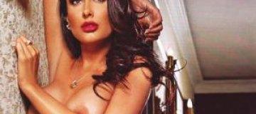 Одесситка Наталья Гажа в журнале Playboy