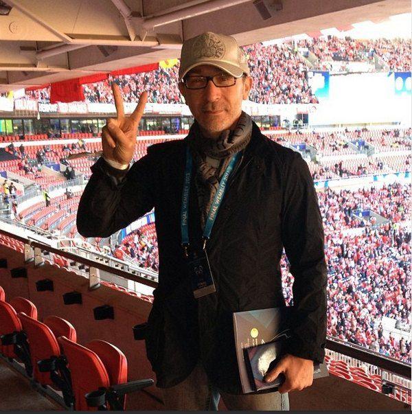 Кернес посетил финал Лиги Чемпионов