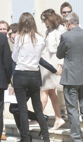 Кира Найтли вышла замуж
