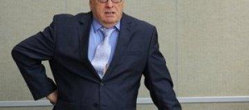 """Жириновский предложил убрать из алфавита """"гадкую букву Ы"""""""