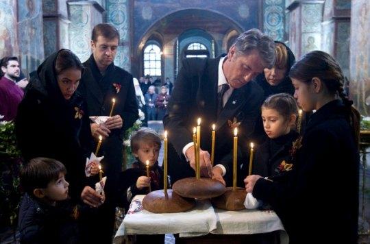 Семейство Ющенко