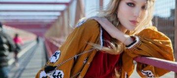 Внучка гитариста Rolling Stones стала лицом украинского бренда