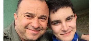 Виктор Павлик приостановил сбор средств на лечение сына
