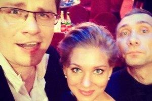 Асмус познакомила Харламова с родителями