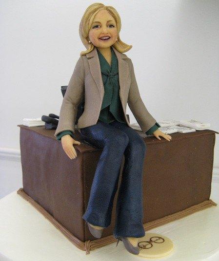 Среди ее клиентов есть известные политики, например, семьи Клинтон и Кеннеди