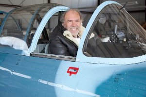 Писатель Ричард Бах госпитализирован после авиакатастрофы