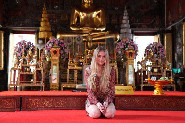 Лавика в Таиланде