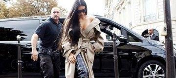 Телохранителю Ким Кардашьян предъявлен иск на $6 млн за то, что не уберег звезду от ограбления