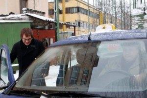 Дмитрий Дибров попал в аварию в центре Москвы