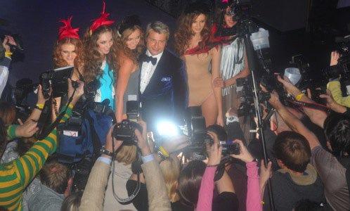 Николай Басков и его модели